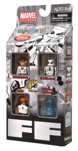 Marvel Minimates Future Foundation Box Set Exclusive - Front