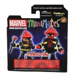 NYCC 2011 Spider-Man Firefighter 2 Pack Exclusive Back