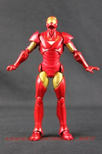 The Return of Marvel Legends Wave One Extremis Iron Man