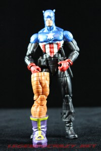 Return of Marvel Legends Wave 2 Heroic Age Captain America 012