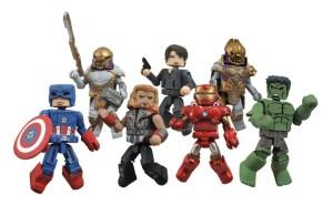 Marvel Minimates Series 45
