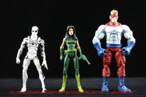 The Return of Marvel Legends Wave Two Arnim Zola Build-a-Figure Variants
