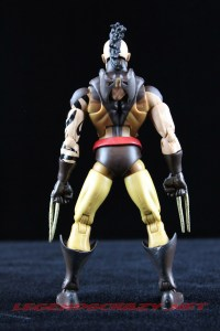 The Return of Marvel Legends Wave Two Dark Wolverine 003