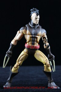 The Return of Marvel Legends Wave Two Dark Wolverine 008