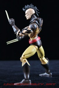 The Return of Marvel Legends Wave Two Dark Wolverine 009