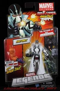 The Return of Marvel Legends Wave Two Fantomex Package Front
