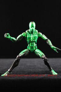 The Return of Marvel Legends Wave Two Big Time Spider-Man 011