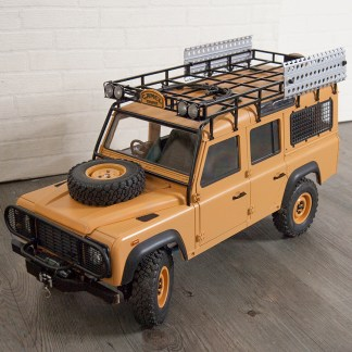 Land Rover D110 Open Door Version