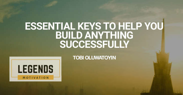 Build a successful Anything