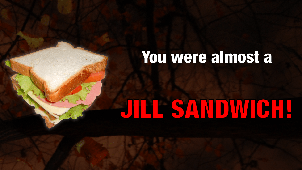 What The Famous Jill Sandwich Quote From Resident Evil