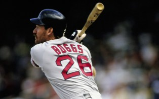 MLB - Wade Boggs File Photos