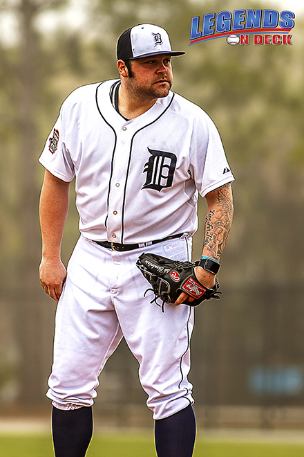 Joba Chamberlin was able to keep the Pirates scoreless on Thursday afternoon but other members of the Tigers pitching staff struggled.  (Gabe Rodriguez)