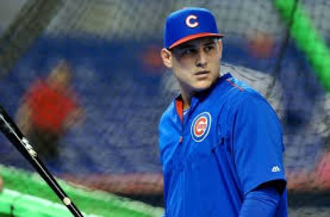 Anthony Rizzo helped the Chicago Cubs power back against the BRaves in a 9-7 win on Saturday afternoon.  (statliners.com)