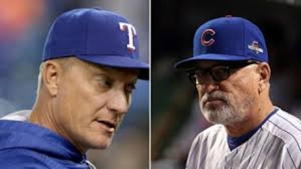 Jeff Banister and Joe Maddon were named the Managers of the Year for the 2015 season.  (ESPN.com)