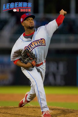 Phillies-Elniery Garcia-Dominican Republica