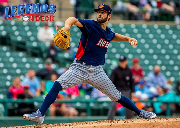 LHP Daniel Norris pitched a gem in the series' opener on Friday night at Turner Field. (Photo:Gabe Rodriguez)