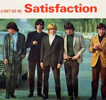 Image result for rolling stones i can't get no satisfaction