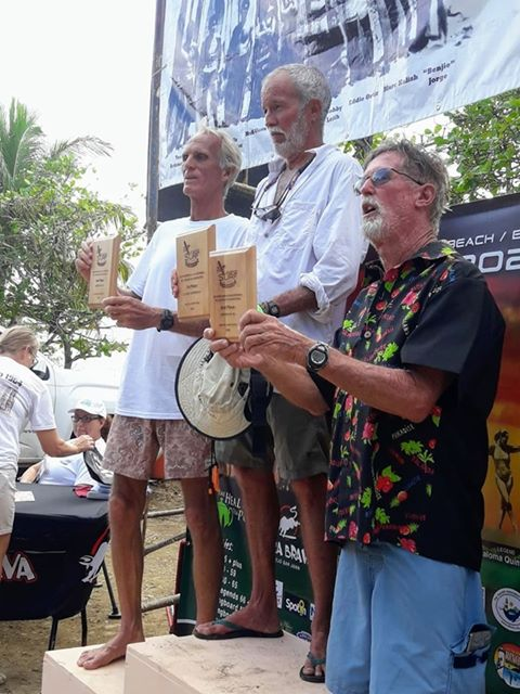 7th Legend Surf Classic Results – January 2020
