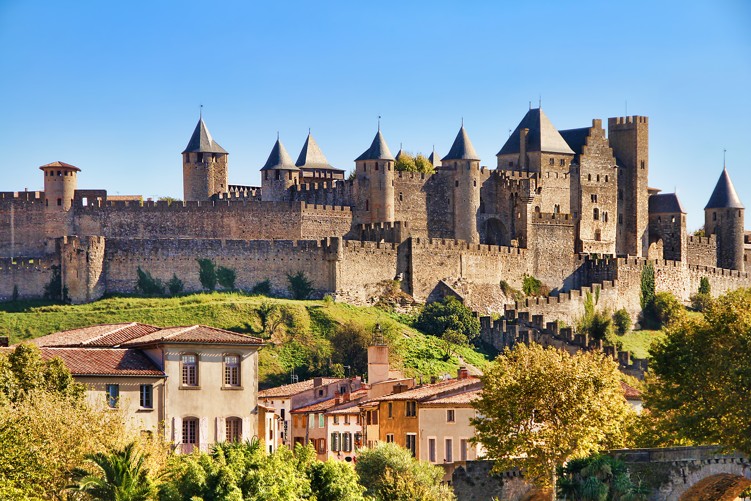 about the tour basque country carcassonne the languedoc the dordogne