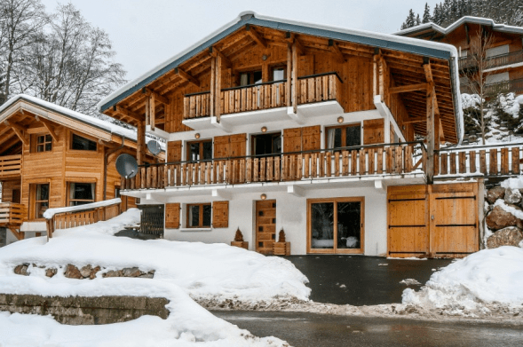 Nyon Chalet for Sale with Leggett