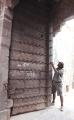 Ranthambore Fort door