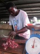 Butchering in Nigeria