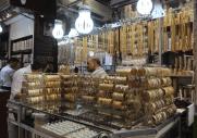 Gold, Tehran bazaar