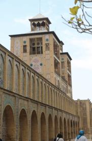 Golestan Palace, Shamsolemārah towers