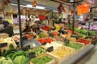 Sainte Maxime market