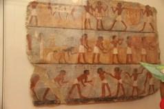 Egyptian tomb art