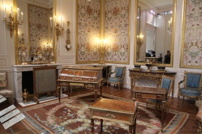 Furniture in the Louvre 1