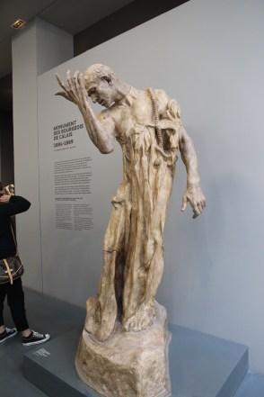 Pierre de Wissant, plaster