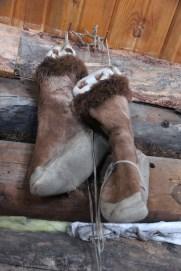 Alaskan boots