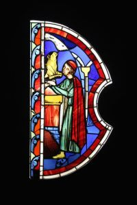 Honouring an idol, Musée Cluny
