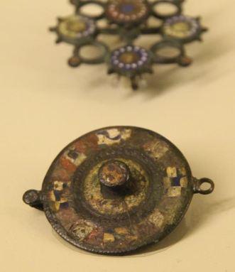 Brooch, Musée Cluny