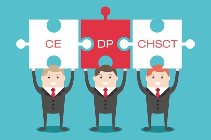 Fusion DP, CE et CHSCT = CSE