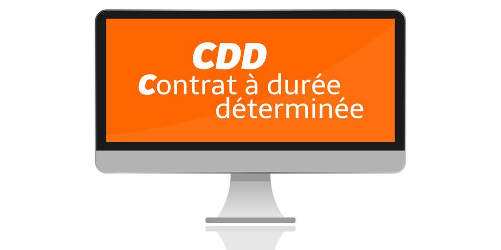 Moniteur CDD