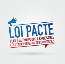 loi PACTE - Plan d'action pour la croissance et la transformation des entreprises