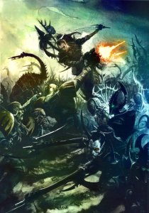 Space_Wolves_Against_Dark_eldar