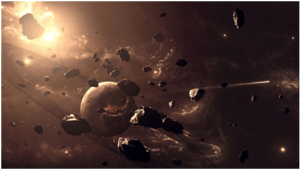 campo de asteroides de diavik