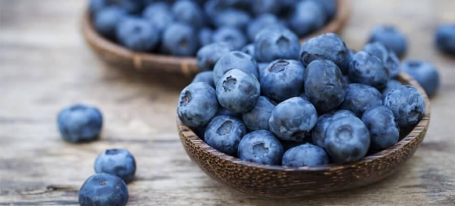 Blueberries superfood