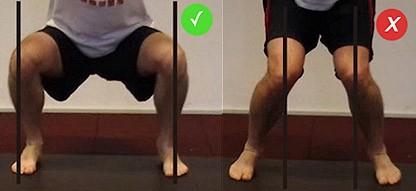 squat cues