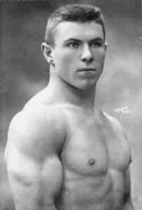 perfect male body workout