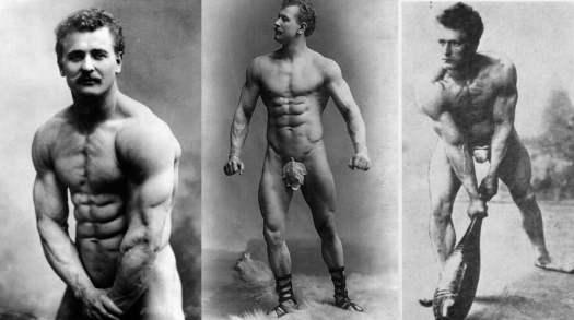 most attractive male body shape