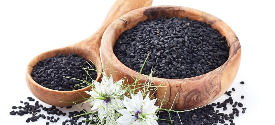 Superfoods with black seeds