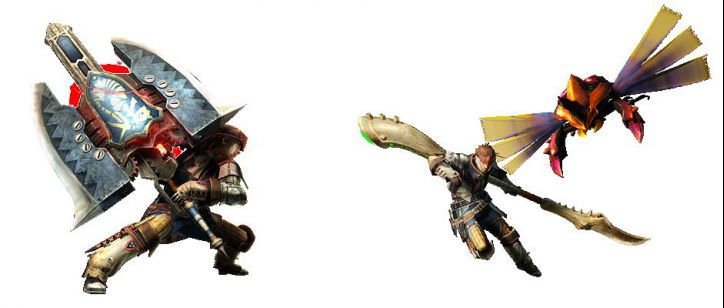 MH4Weapons