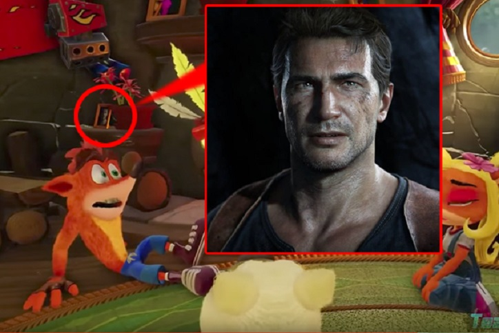 Uncharted 4 en Crash Bandicoot N.Sane Trilogy