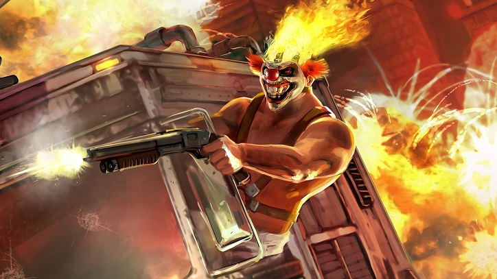 twisted metal serie
