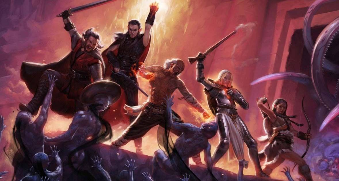 Pillars of Eternity Switch
