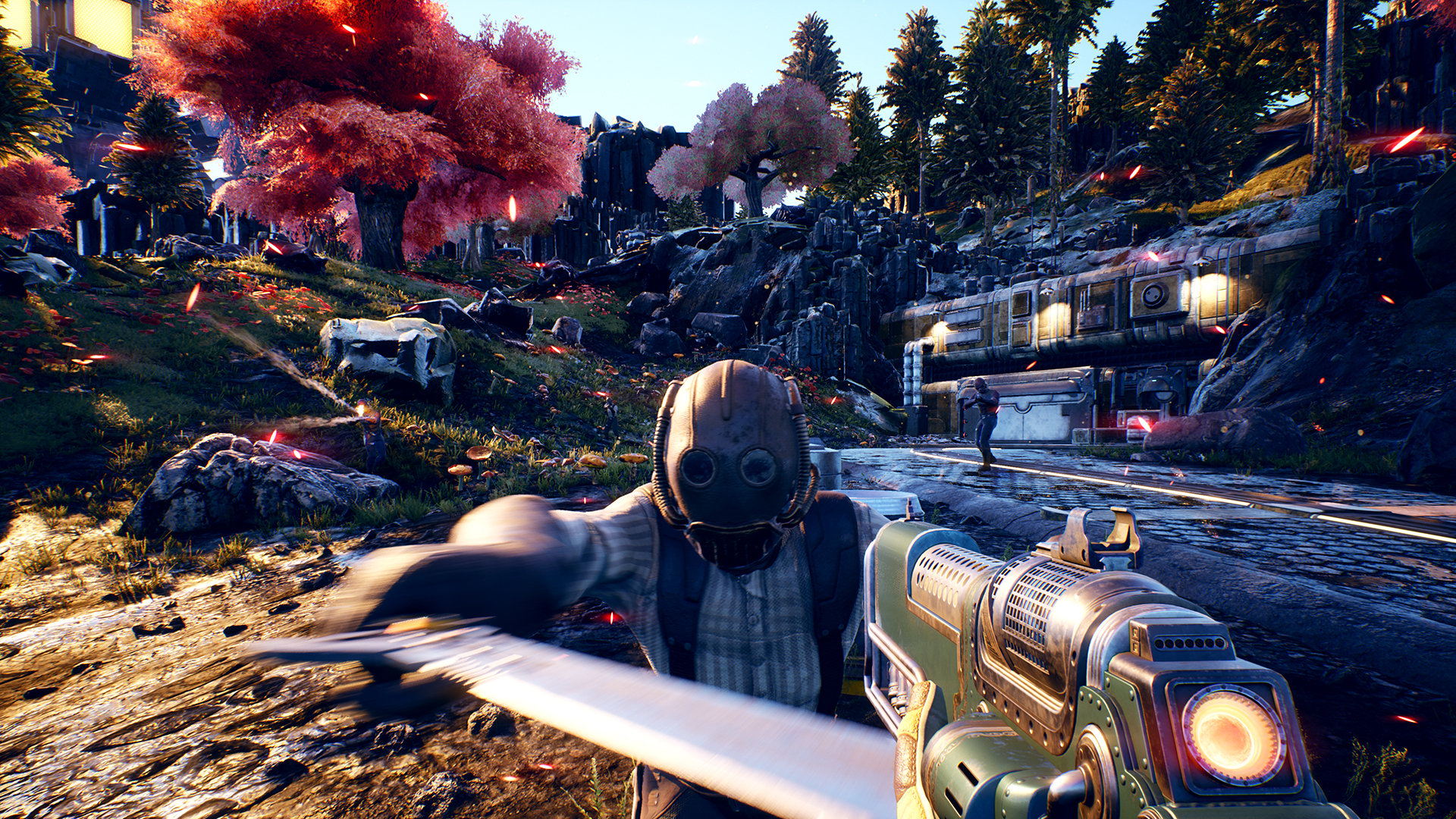 gameplay the outer worlds